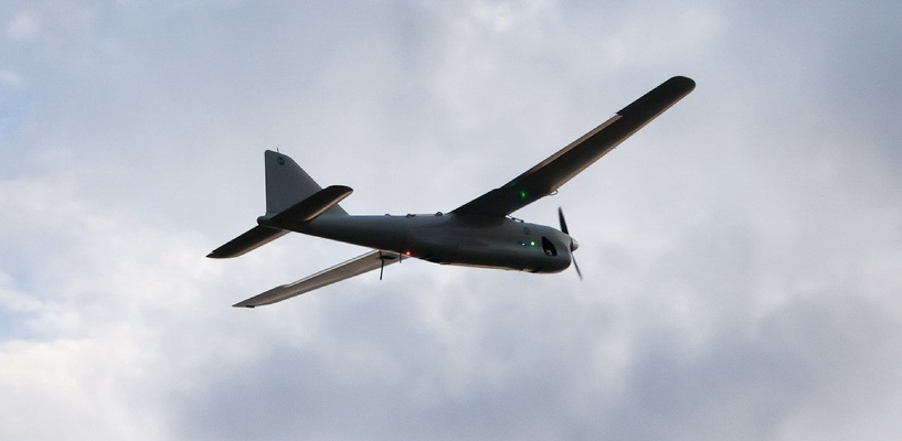 В России тестируют ударный беспилотник, летающий со скоростью до 800 км/ч