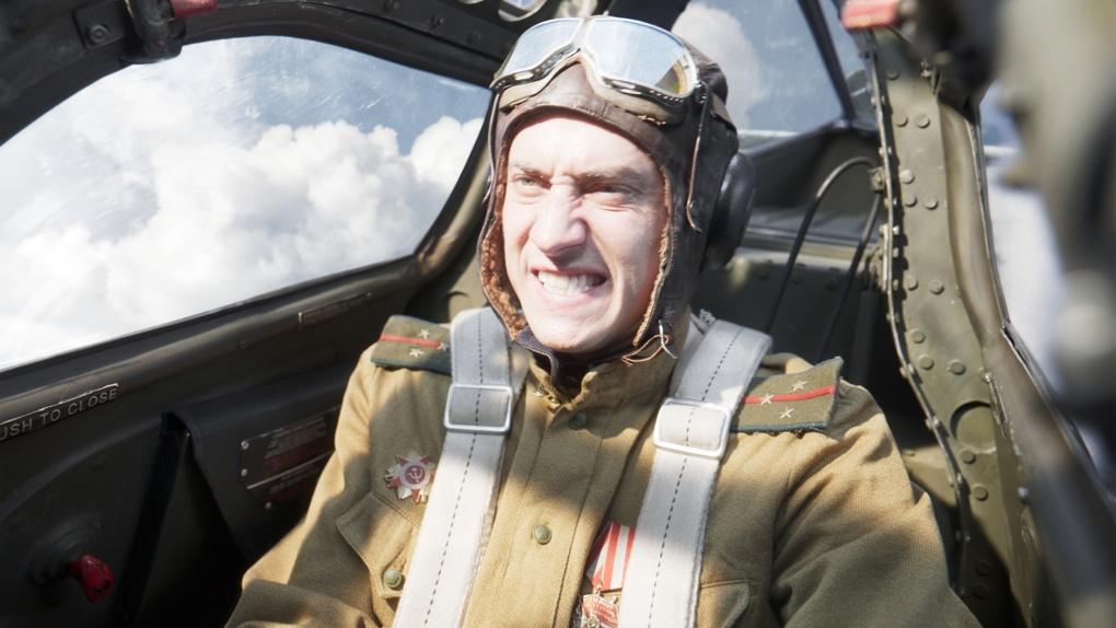 Знаменитый актёр из Новосибирска Павел Прилучный и создатели фильма «Девятаев» запускают песенный флешмоб