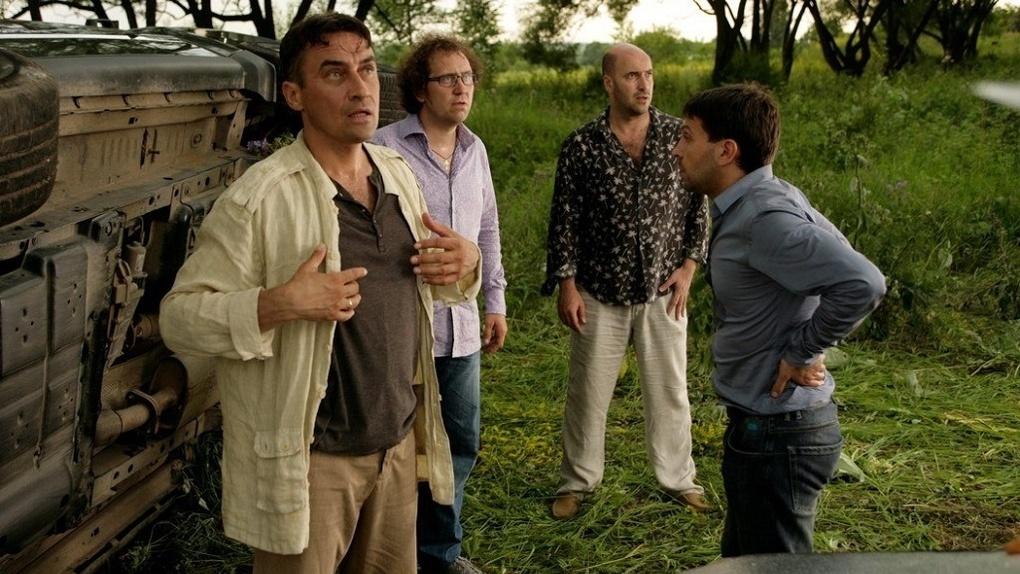 Новосибирцам покажут новую картину с героями фильма «О чём говорят мужчины»