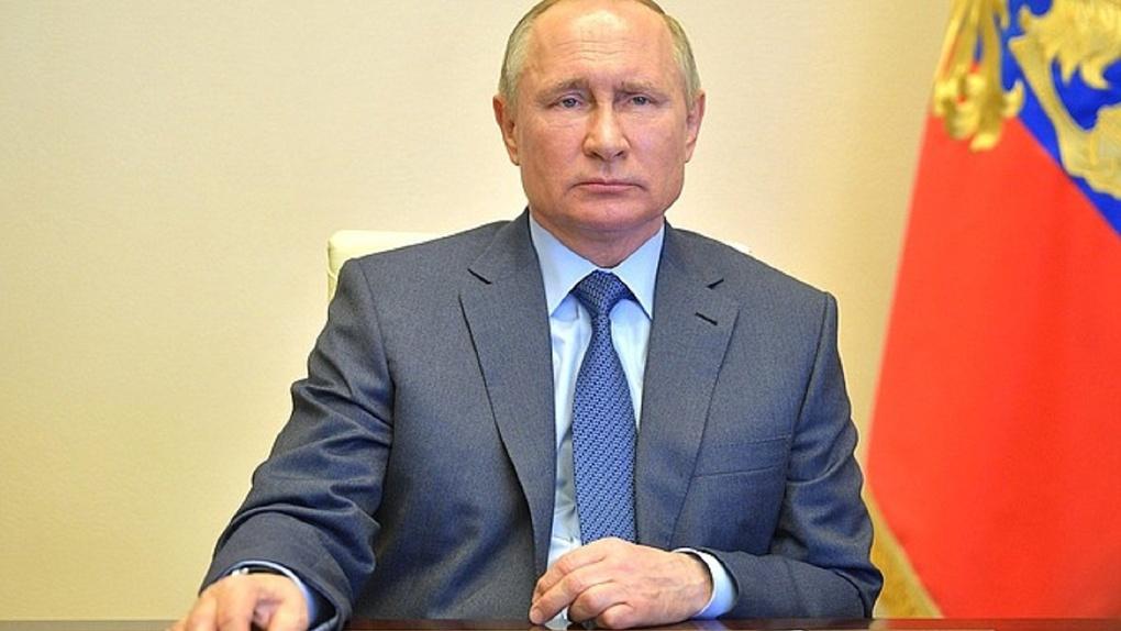 Путин обсуждает с Голиковой продление режима самоизоляции в стране (обновляется)