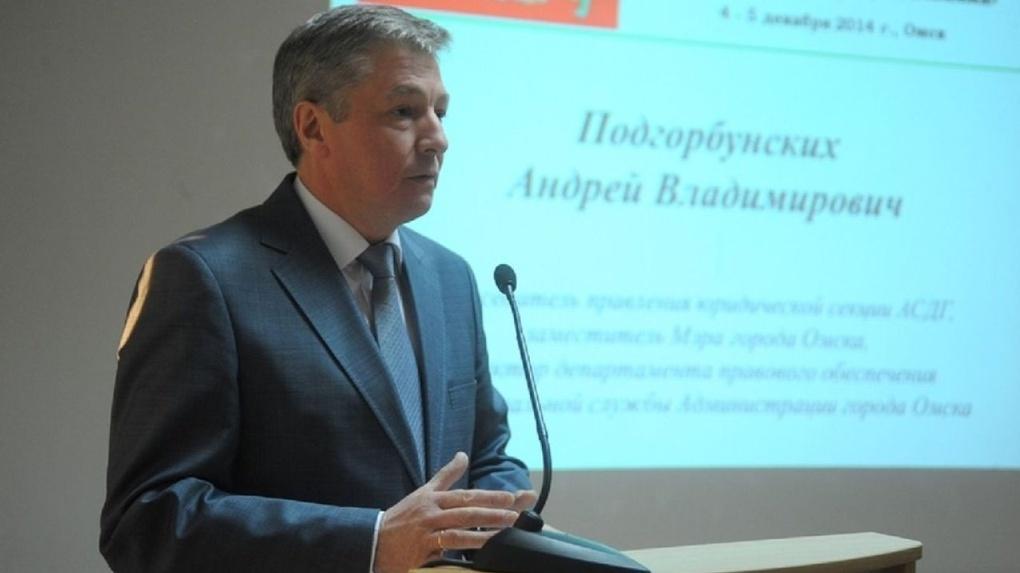Вице-мэр Омска Подгорбунских объяснил, почему остался в команде Фадиной