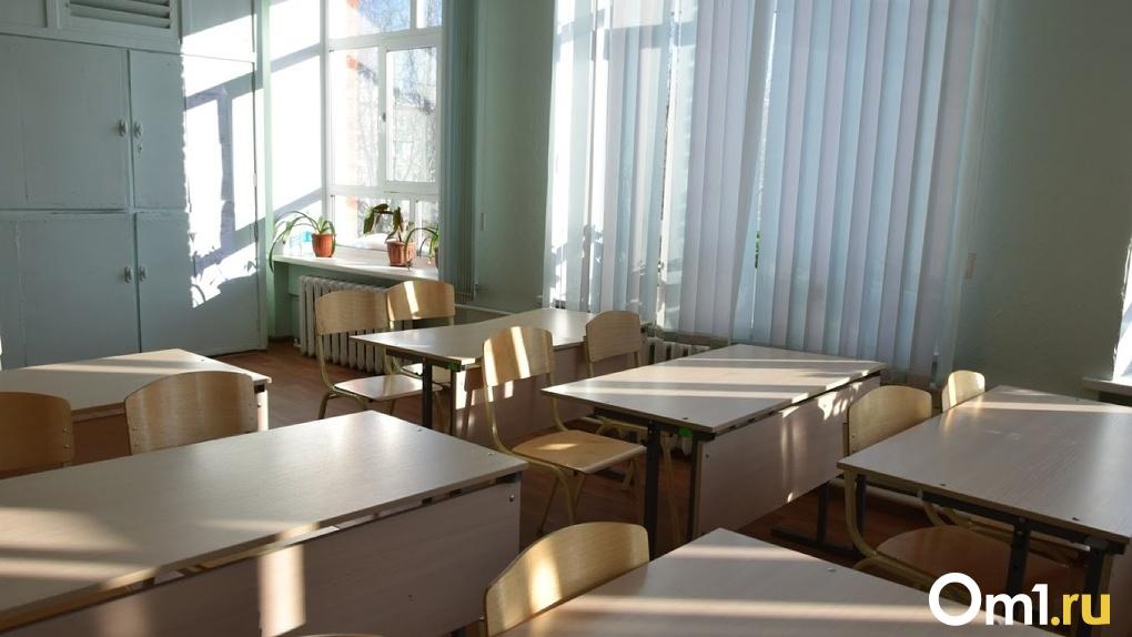 Заразились шесть педагогов. В омской школе продлили «дистанционку» из-за вспышки коронавируса
