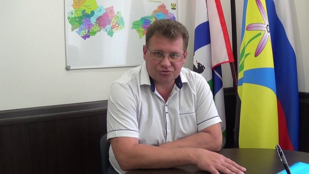 Новосибирский суд арестовал главу Искитимского района Олега Лагоду