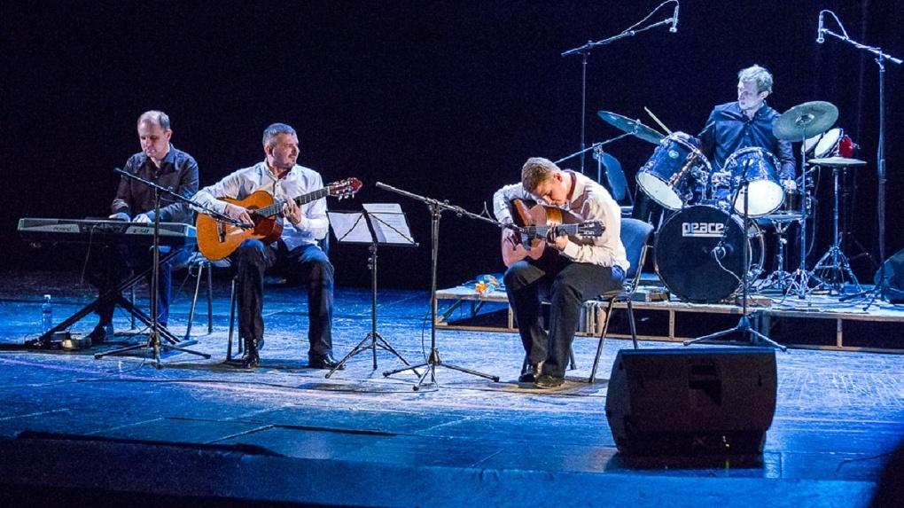 Концерт «Гитара-Микс» в Омске