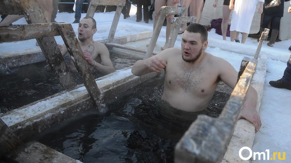Омичи, устроившие купание в лютый мороз, стали известны на весь мир