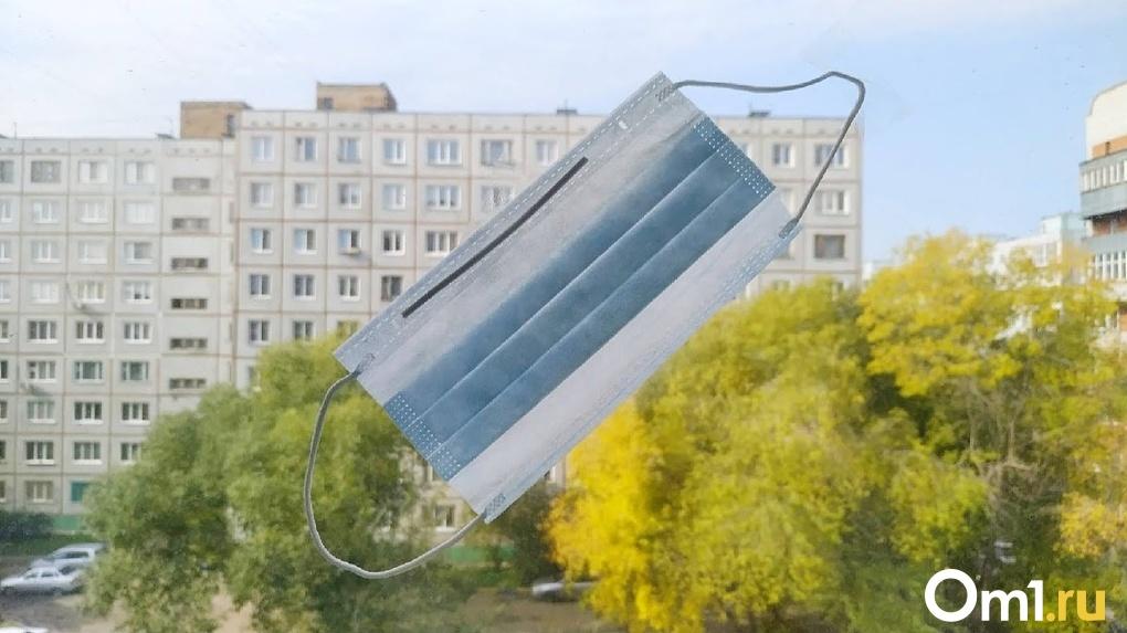 В Омске сегодня могут ввести QR-коды для посещения общепита