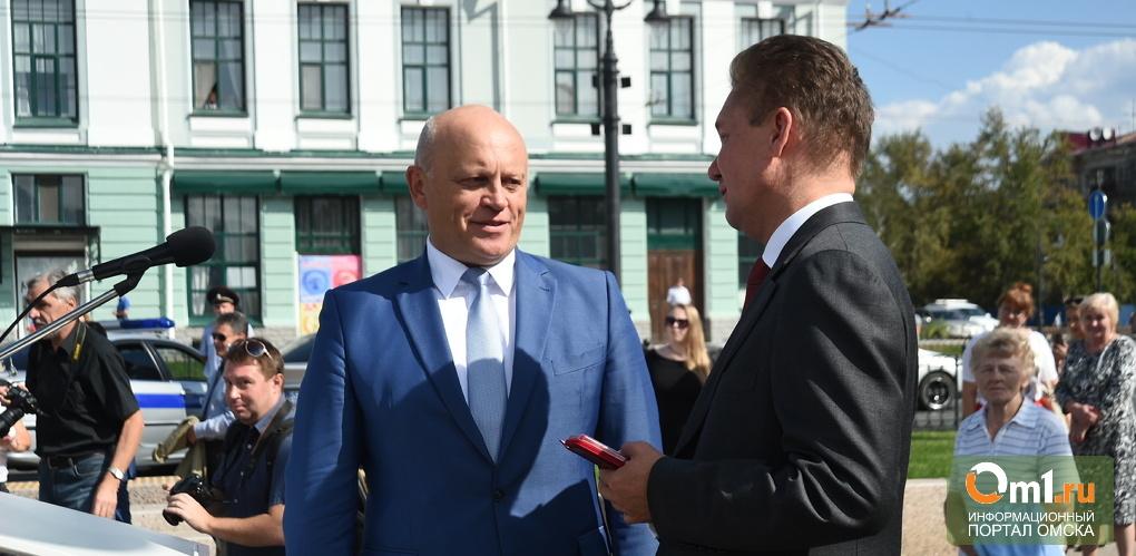 Миллер и Назаров обсудили газификацию Омской области