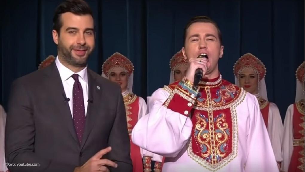 Омский русский народный хор хочет на Евровидение. Правда, туда уже едет The Little Big