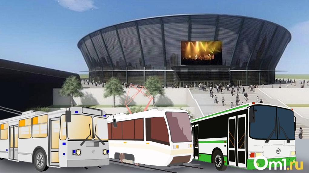 В Новосибирске появятся 648 новых автобусов к чемпионату мира по хоккею