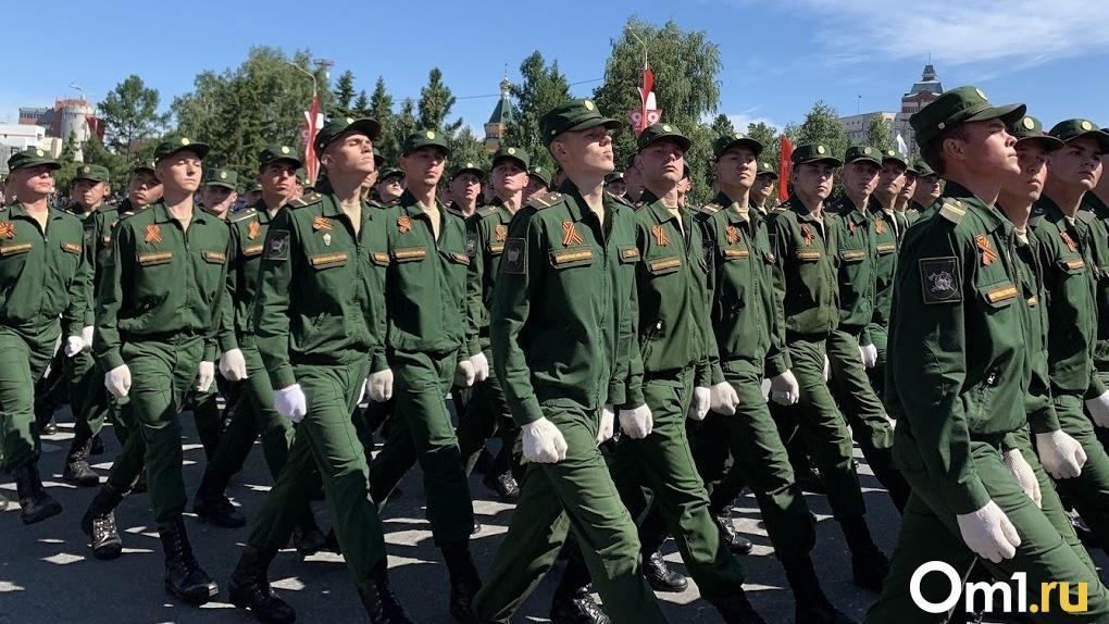 В Омске коронавирус не помешает осеннему призыву в армию