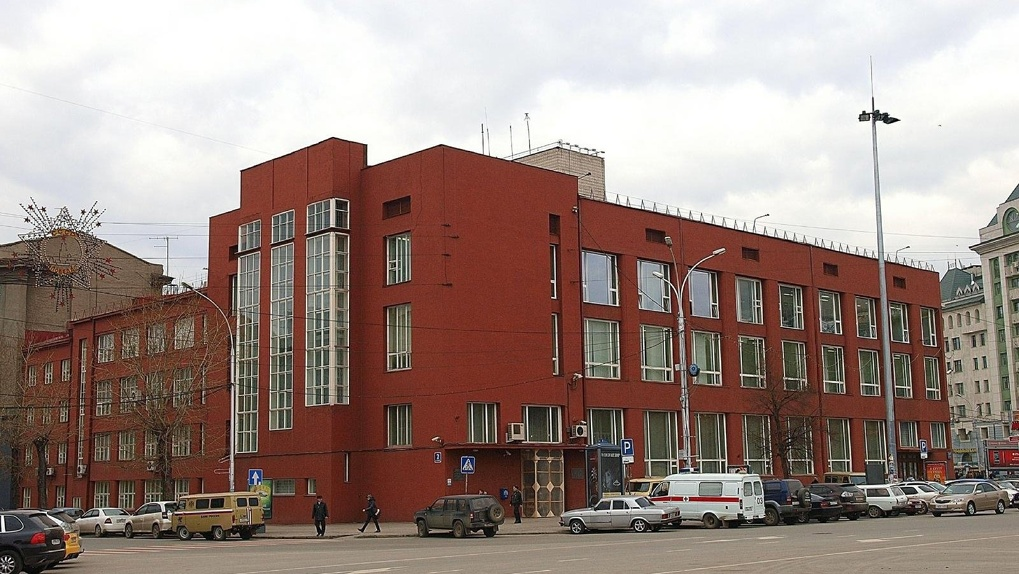 Детский сад и жилые комнаты для сотрудников: что находилось в здании новосибирского Госбанка 90 лет назад