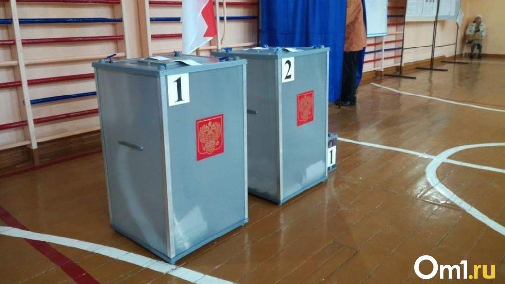 В Омской области полным ходом идёт подсчёт голосов по результатам выборов