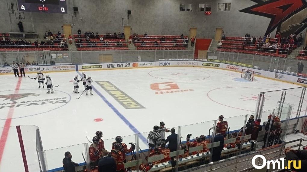 В Омске точно пройдёт чемпионат мира по хоккею