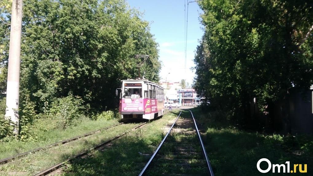 «Камень преткновения — Красный путь»: стало известно почему из генплана Омска исчез скоростной трамвай