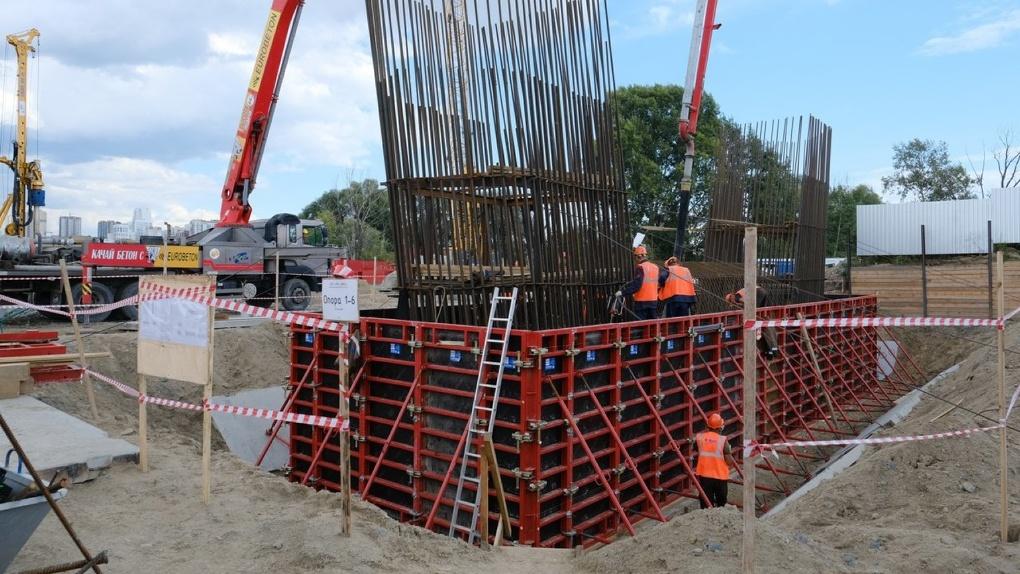 Строят из дешёвого контрафакта: стало известно о возможном сносе четвёртого моста в Новосибирске