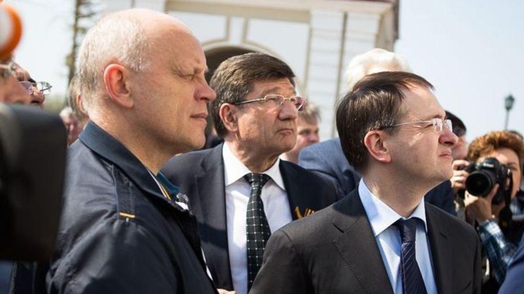 Глава омского Минкульта пояснил, почему губернатор Назаров отказался от 30 миллионов на «Саламандру»