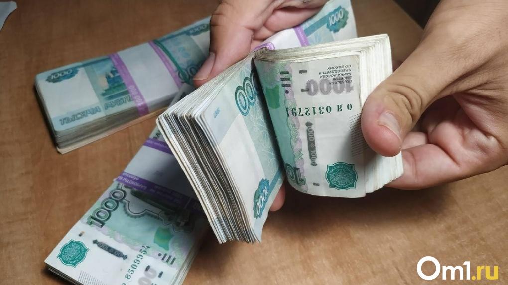Омский предприниматель задолжал своим работникам почти 2 млн рублей