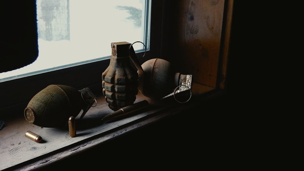 Новосибирец погиб от взрыва боевой гранаты: идёт проверка