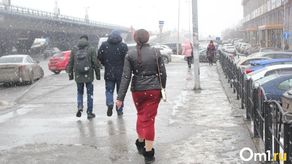 В Омске зафиксировали трехдневную аномальную погоду