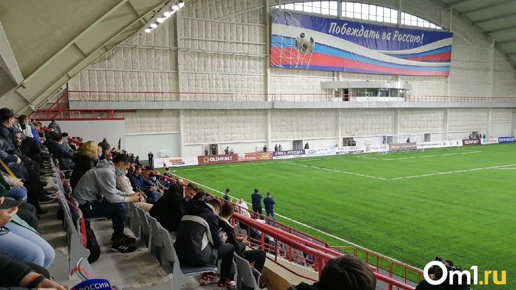 Омский «Иртыш» начинает продавать билеты на ближайшую домашнюю игру