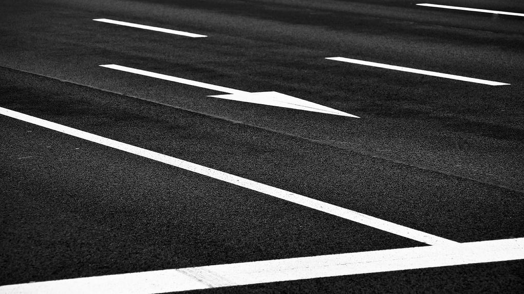 В Омске дороги могут так и остаться без разметки