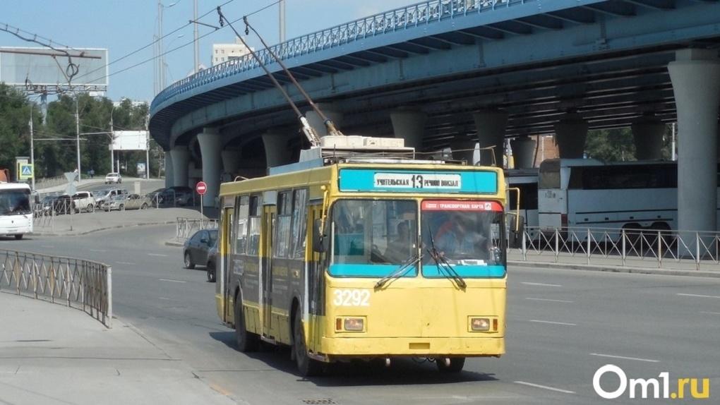Новосибирский депутат предложил ликвидировать троллейбусы из-за нерентабельности