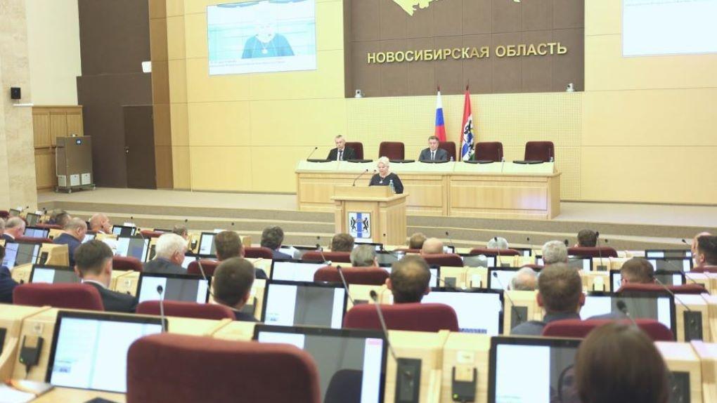 Семеро молодых депутатов вошли в состав Заксобрания Новосибирской области