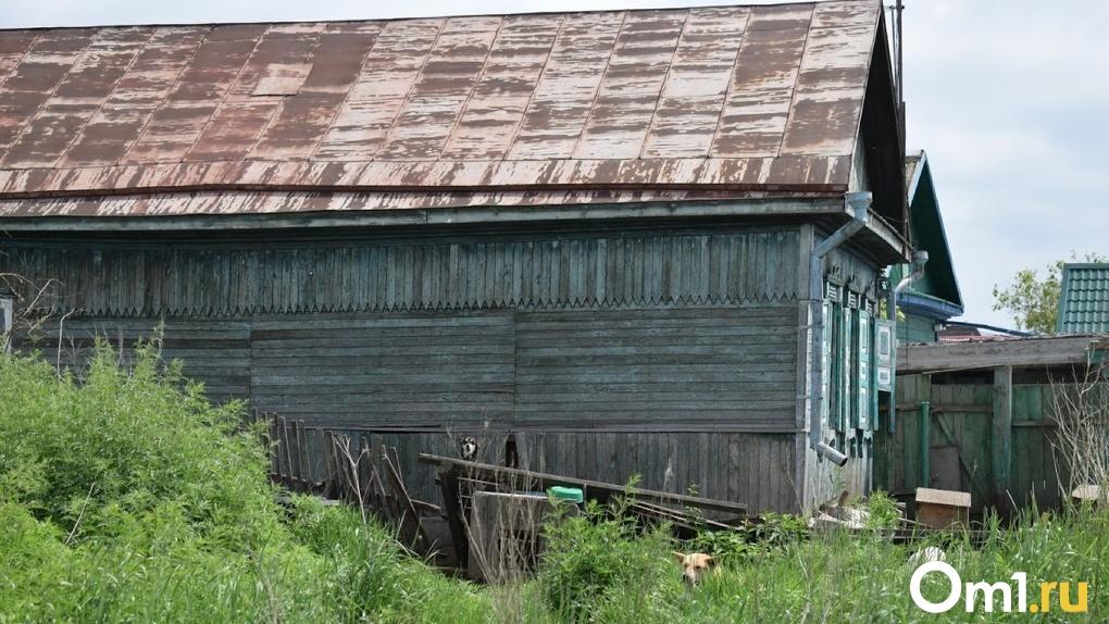 Омского пенсионера насмерть раздавило на даче
