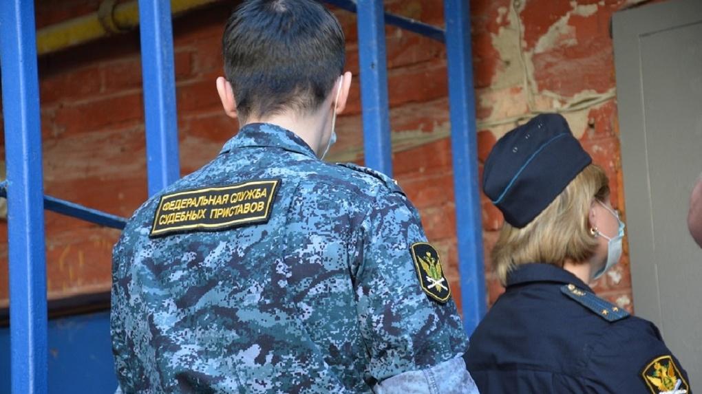 «Росводоканал Омск» провёл совместный рейд с судебными приставами