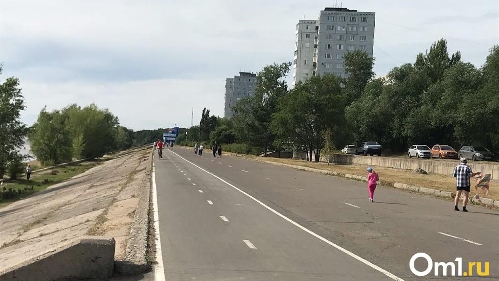 Омич раскритиковал Генплан и посоветовал развивать город на запад