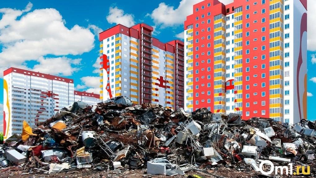На какие деньги? Новосибирские депутаты пересмотрят схему обращения с отходами