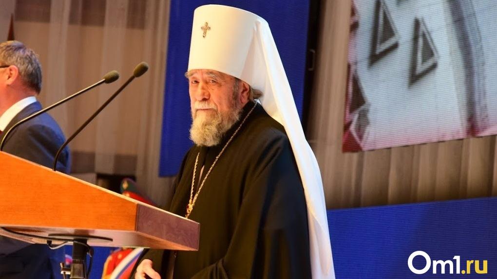 Глава омской епархии рассказал, кому молиться для защиты от коронавируса