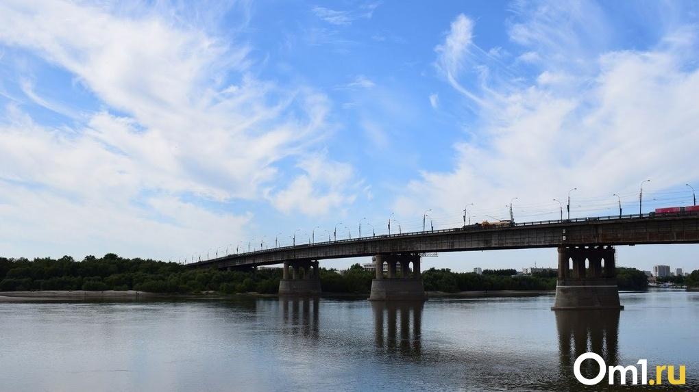 Ленинградский мост могут закончить ремонтировать в начале июля