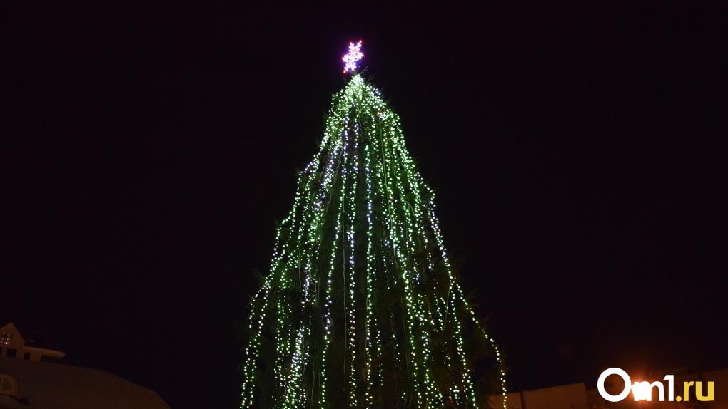 Зима близко. Мэрия Омска проводит конкурс на лучшую новогоднюю концепцию