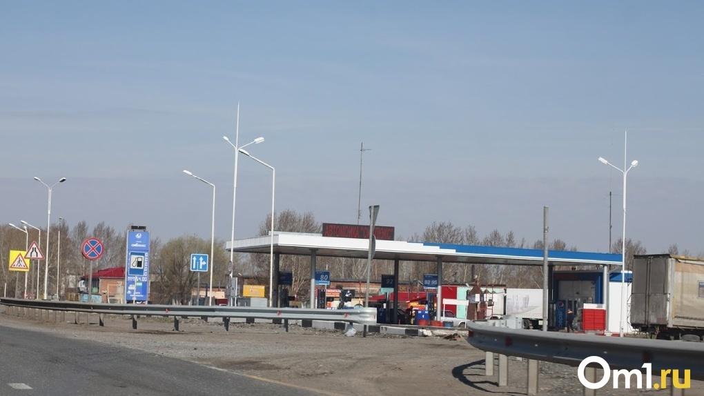 В Омске открылась вторая газовая заправка для автобусов