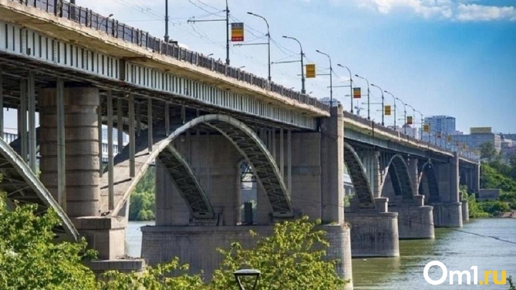 Эксперт назвал способ ликвидации пробок на новосибирских мостах