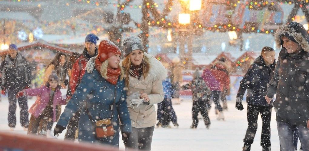На «Зеленом острове» готовят праздник зимы с бесплатным прокатом