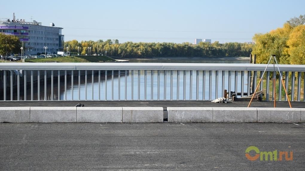 Из-за открытия Юбилейного моста в Омске перекроют центральные улицы
