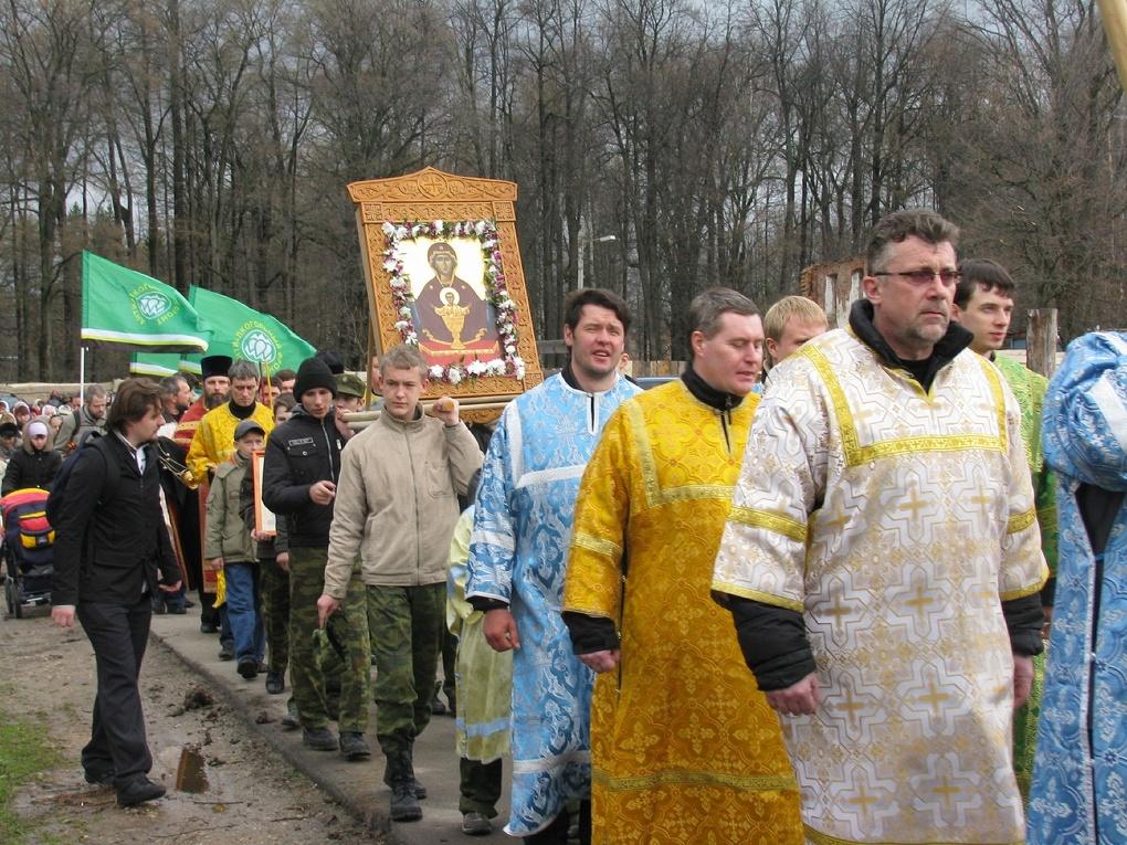 Православная молодежь Омска отправится в Крестный ход за традиционные ценности