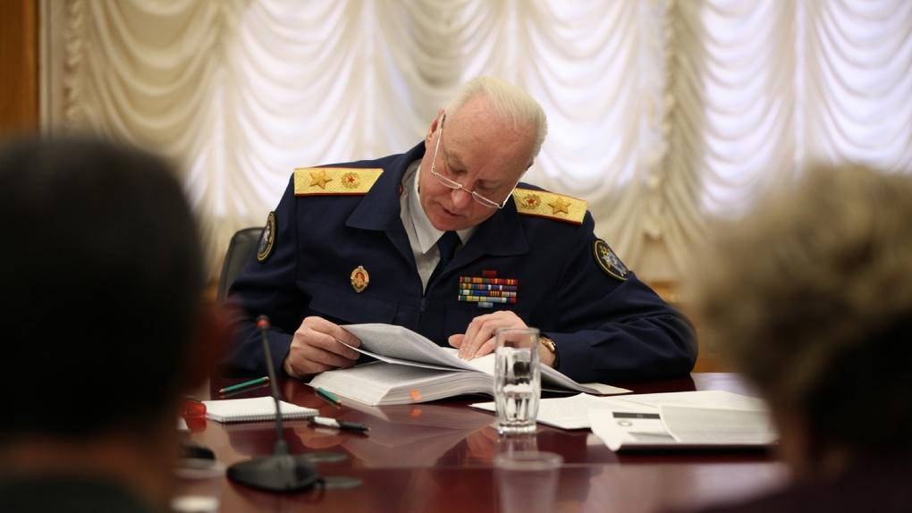 Судью из Новосибирска сдали Александру Бастрыкину за частное расследование