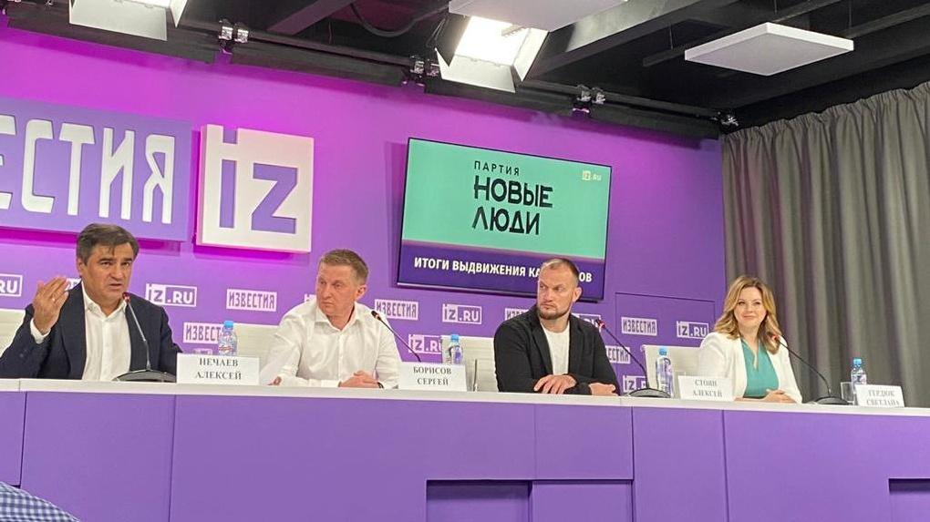 Алексей Нечаев: партия «Новые люди» идёт на выборы в 12 регионах