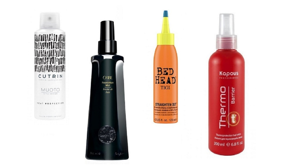 Термозащита: бережем волосы во время горячей укладки