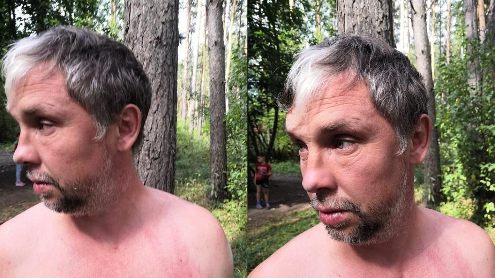 В Новосибирске мужчина силой увёл троих детей в лес, следователи начали проверку