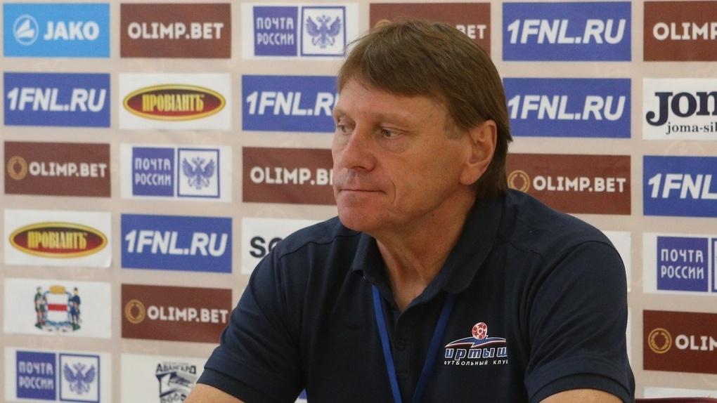 «Иртыш» не сможет в этом сезоне привезти Кубок России в Омск