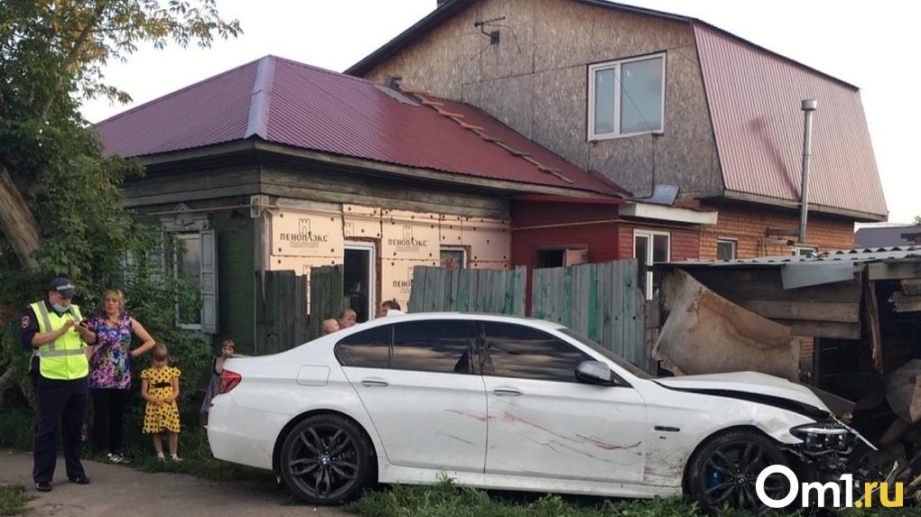 «Называли его Санёк». Выяснились подробности ДТП с BMW, где пострадал ребёнок-инвалид