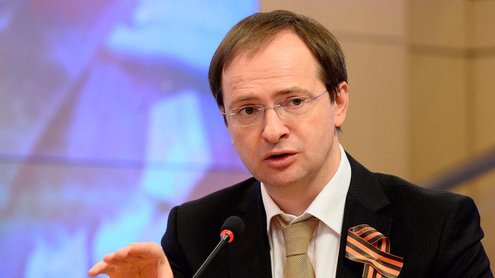 Омск посетит министр культуры Владимир Мединский