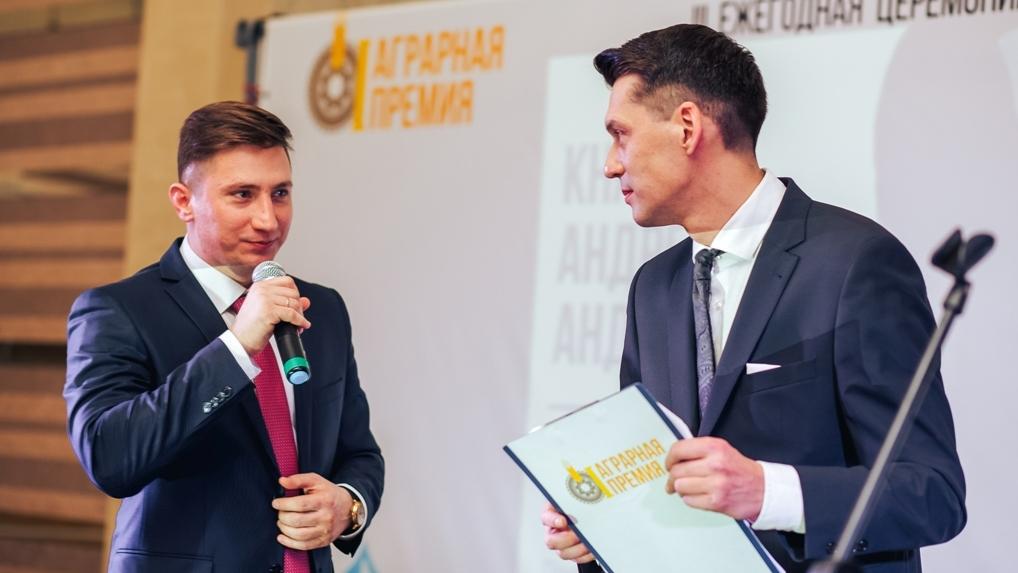 В Омске объявили победителей «Первой Аграрной премии-2017»
