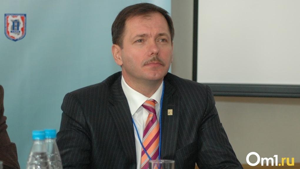 Нужно время на свои проекты. Омский бизнесмен Кручинский больше не глава «Партии Роста»