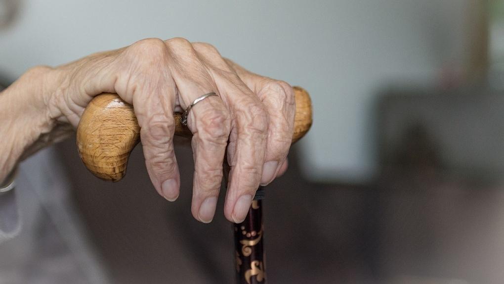 В хосписе для престарелых во время пожара погибли десять стариков