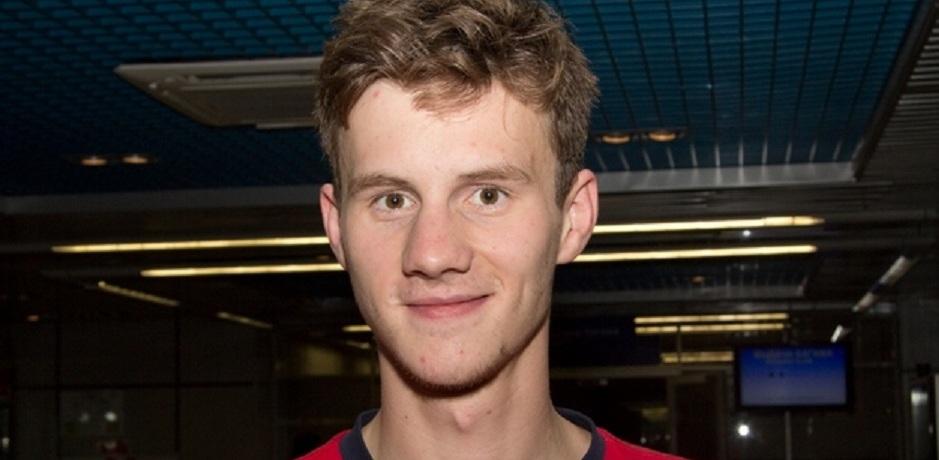 Пловец из Омска Тарасевич дважды стал чемпионом мира